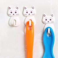 Set de 3 petits Chats accroche-tout