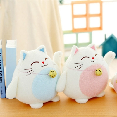 Peluche Chat nippon chanceux