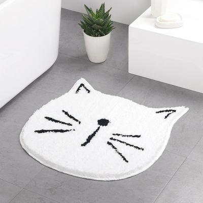 Paillasson-chat-tapis-de-sol-anti-d-rapant-Absorption-d-eau-tapis-de-bain-tapis-porte