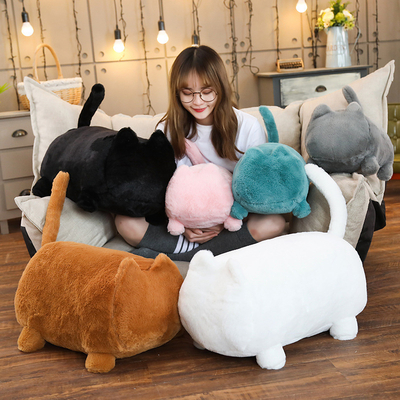 Gros Chat en peluche look design