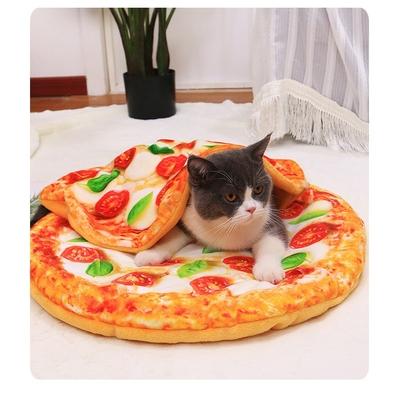 Coussin et couverture trompe l'oeil pour votre Chat