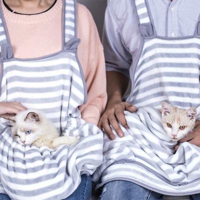 Tablier de transport et de câlins pour votre Chat