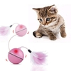 Balle magique lumineuse Chat rechargeable