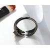 ORSA-bijoux-authentique-925-Sterling-argent-femmes-anneau-vif-noir-tirement-chat-taille-r-glable-haute