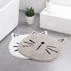 Tapis de bain Chat absorbant