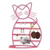 Porte bijoux Chat design