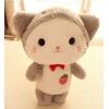 Nouveau-Style-30cm-mignon-fraise-chats-lapin-ours-poup-es-en-peluche-jouets-lapin-jouet-en