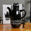 Théière cafetière Chat (6)
