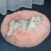 Rond-en-peluche-chat-lit-maison-doux-Long-en-peluche-chat-lit-rond-Pet-chien-lit