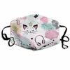 Masque lavable Chat girly