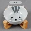 Bol-en-c-ramique-pour-chiot-Bol-d-animaux-chien-chat-distributeur-d-aliments-eau-chiot