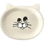 8-pcs-Chat-Chien-Plaque-Vaisselle-Jetable-Parti-Papier-Plaques-Serviettes-Pailles-Ananas-Flamingo-F-te