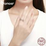 BAMOER-offre-sp-ciale-925-argent-Sterling-jouer-chat-chatte-Cocktail-bagues-pour-les-femmes-heureux