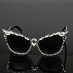 Cristal-de-luxe-Vintage-Chat-lunettes-de-soleil-Femmes-Marque-Designer-R-tro-lunettes-de-soleil
