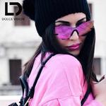 DOLCE-VISION-Surdimensionn-Sans-Monture-Cat-Eye-lunettes-de-Soleil-Femmes-De-Luxe-Conception-Vintage-One