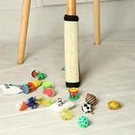 Chat-griffoir-naturel-Sisal-tapis-jouet-pour-chats-cataire-tour-escalade-arbre-chat-Scratch-Pad-conseil