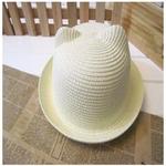 Mode-populaire-Parent-enfant-chapeau-d-t-chapeau-enfants-respirant-chapeau-de-paille-solide-filles-chapeaux