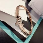 2017-Style-cor-en-personnalis-belle-mignon-chat-strass-bracelets-pour-femme-cadeau-Simple-mode-accessoires