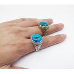 Nouveau-Style-la-mode-Dragon-Eye-Vintage-Steampunk-hommes-anneau-bijoux-pour-les-yeux-de-chat