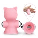 2-pi-ces-Vibrant-Mamelon-Masseur-Beau-Chat-Vibrateur-Poitrine-Stimulation-Femelle-Masturbateur-rotique-Jouets-Sexuels
