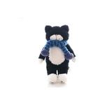 Nooer-Kawaii-mignon-japon-Tiimo-chat-noir-en-peluche-peluche-chat-et-Animal-en-peluche-poup