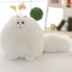 Belle-Simulation-chat-persan-jouets-en-peluche-coton-doux-Pembroke-Animal-de-compagnie-en-peluche-gros