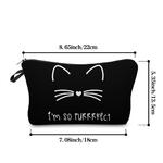 Trousse Chat Im so purrrfect (2)