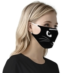 masque chat noir 2