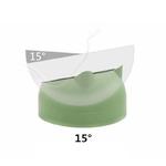 Mignon-chat-et-chien-bol-Protection-vert-bre-cervicale-15-degr-s-Oblique-bouche-animal-de
