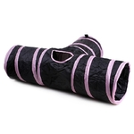 Int-rieur-2-3-4-5-voies-pliable-chat-Tunnel-Tunnel-Kitty-Tunnel-ennuy-chat-jouets