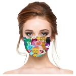 Masque jetable adulte chat (2)