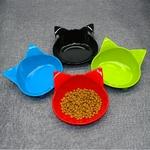 Chat-Chien-D-alimentation-Bol-Chat-Chiot-Alimentaire-R-cipient-Plat-Pet-Chiot-Boire-de-L