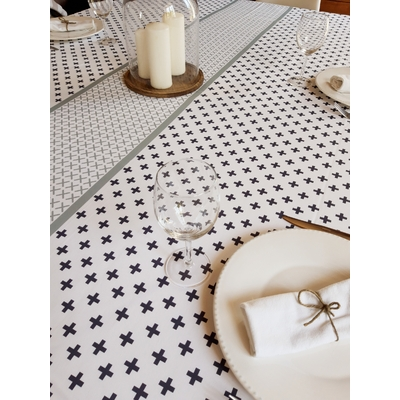 Nappe en coton imprimé Collection ESTRELLA