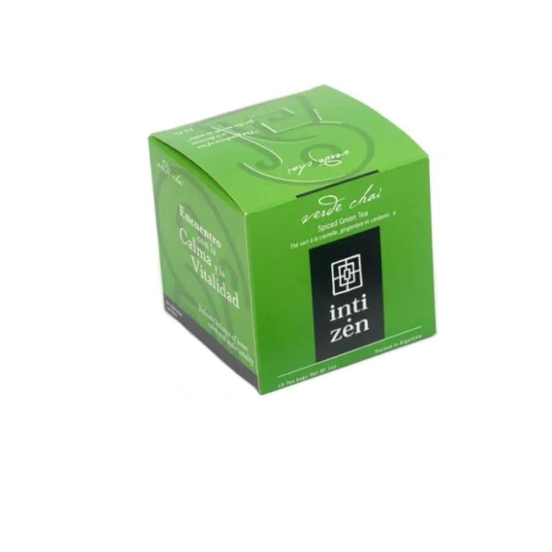 Thé Inti Zen Verde chai