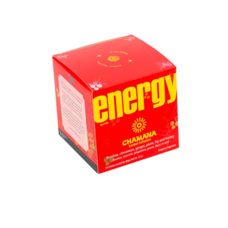 Infusion Chamana Energy