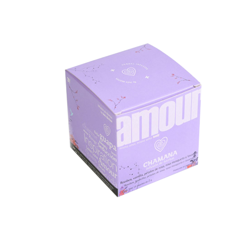 Infusion Chamana  Amour