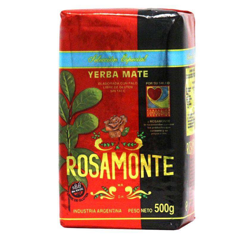 Rosamonte Yerba Maté Spéciale avec tiges