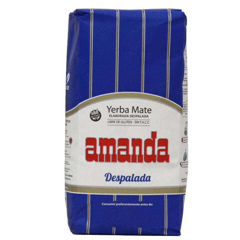 Amanda Yerba Maté sans tiges