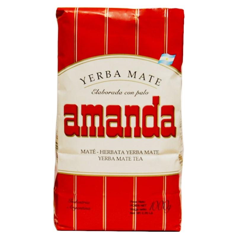 Amanda Yerba Maté Traditionnelle 1kg