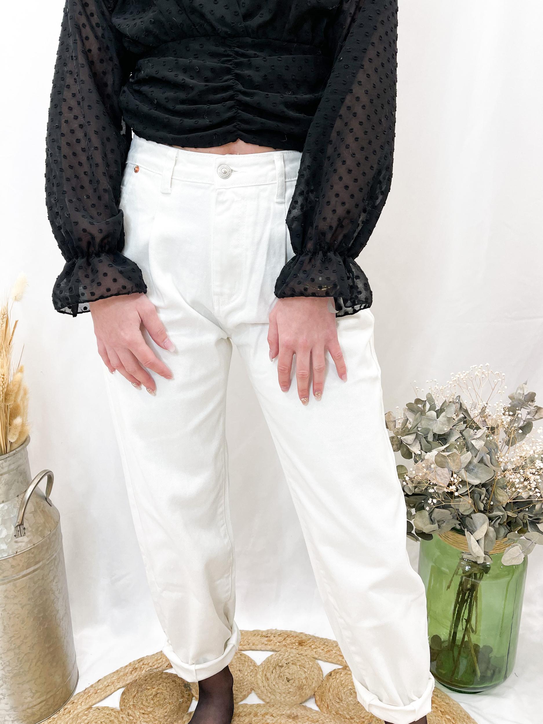 Pantalon Slouchy
