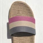 Bernadette6 claquette mode pour la plage et lété