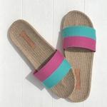 Claudine5 les mauricettes sandalettes mode légères et tendance