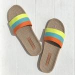 Colette2 les mauricettes sandalettes nus pieds femme ultra confortables