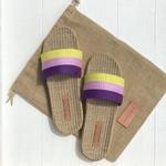 Géraldine1 sandalettes de plage légères mode