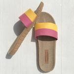 Jacqueline4 sandalettes les mauricettes colorées et confortables