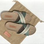 Gilberte5 les mauricettes pantoufles dété confort et style