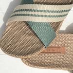 Gilberte1 les mauricettes sandalettes croisées mode femme été