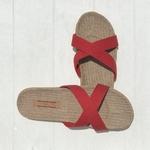 viviane1 les mauricettes mules croisées pour femme été et plage