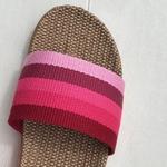 Claquettes les Mauricettes roses femme légères et confortables tendance
