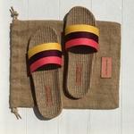 Les mauricettes femme claquettes plage été piur voyage ultra légères